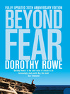 Beyond Fear (eBook)